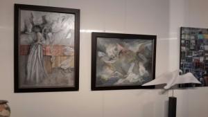 Ank ter Kuile schilderijen Galerie Vier Hoog Achter Zeist
