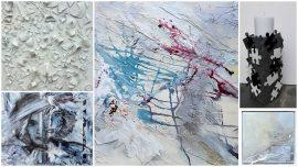 Paintings schilderijen ank ter Kuile